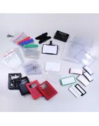 Porte badge, souple, semi-rigide ou rigide - Etigo
