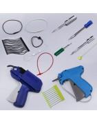 Attache étiquette, serrage simple, progressif ou automatique - Jimex